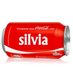 """Muñequitas con Nombres: Coca cola con """" S """""""