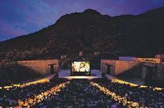 McKelligon amphitheater El Paso