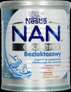 NAN, NAN Expert AR, mleko bezlaktozowe dla niemowląt, od urodzenia do 6. miesiąca życia, 400 g - Rossmann - Rossnet.pl