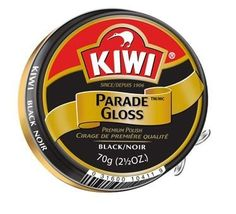 Kiwi Parade Gloss Premium Paste Shoe Polish Black - 2.5 Oz by Kiwi. $4.99. Kiwi Parade Gloss Premium Paste Shoe Polish Black - 2.5 Oz