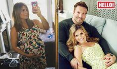 Zoe Hardman has welcomed her first baby
