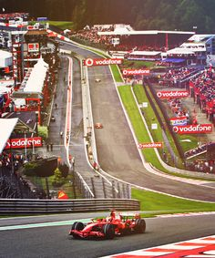 Formula One  Spa-Francorchamps