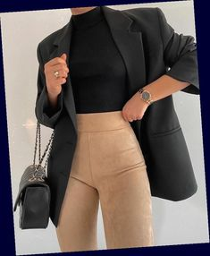 Outfit Chic, Stylish Outfits, Business Casual Outfits, Cute Casual Outfits, Summer Outfits, Business Fashion, Lawyer Fashion, Business Professional Outfits, Prom Outfits