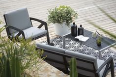 Outdoor furniture and decoration for a great garden atmosphere! Outdoor Furniture Sets, Outdoor Decor, Decoration, Inspiration, Home Decor, Gardens, Lounge Chairs, Home, Barcelona
