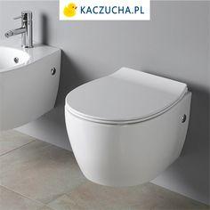 Ostatnio zastanawiamy się dlaczego miska wc, bezrantowa, z deską wolnoopadającą Isvea Sentimenti,  budzi tak  duże zainteresowanie w naszym salonie łazienek ? 😉 Bathtub, Bathroom, Retro, Standing Bath, Washroom, Bathtubs, Bath Tube, Full Bath, Bath