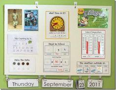 We Choose Virtues Teacher Cards Reviews and calendar set-up from @Jolanthe @ Homeschool Creations