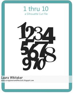 Stuck?!: A freebie Silhouette Cut File from Laura - Happy Anniversary to Us and You!
