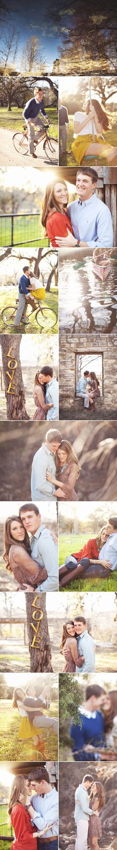 This website has the cutest engagement photo shoots!