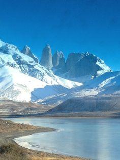 Torres de Paine Chile octava maravilla del mundo