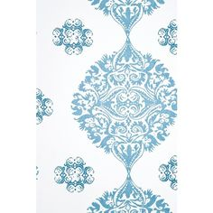 Bernard Thorp Alison Circles Wallpaper ($57) ❤ liked on Polyvore featuring home, home decor, wallpaper, backgrounds, teal wallpaper, teal home decor and teal home accessories