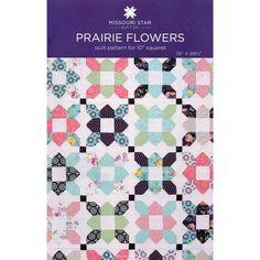 Prairie Flower Pattern by MSQC