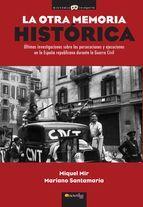 A obra trata das últimas investigacións sobre as persecucións e execucións na España republicana durante a Guerra Civil.