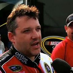 Not so happy Tony after Talladega Chevy Girl, Tony Stewart, He Is Able, Nascar, Louisiana, Indie, Dads, Ford, Racing