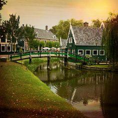 Quaint Dutch Town