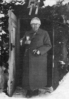 H. Himmler in Ukraine