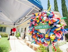 Welcome to Sesame Street Birthday Party!