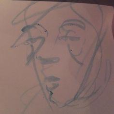 I drew a lot tonight. #art #draw #drawing #pastel #artist