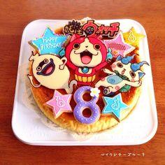 子供に大人気の妖怪ウォッチ。妖怪ウォッチのキャラクターでデコレーションしたケーキでお子さんの誕生日をお祝いしませんか?手間はかかるけど愛情いっぱい!キャラチョコで作った妖怪ウォッチのケーキをご紹介します!