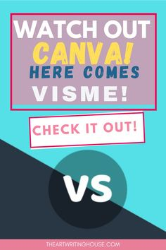 Visme is an up-and-coming graphic design platform that's gaining popularity fast. Visme is useful in a variety of areas for your blogging business, where Canva falls short. Want to learn more about this platform and if it's suitable for your blogging business? Well, let's get to it! #visme #canva #graphicdesign #blogger #makingmoneyonline #blogs #bloggersmakingmoney #influencer #blogging #writing #entrepreneur