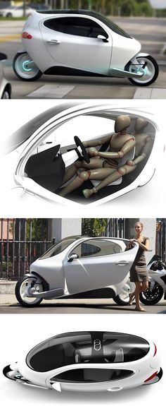 L'auto più sicura del mondo....