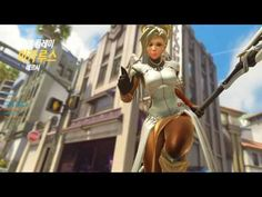 VJ Troll's game video: Overwatch Play Moment# 30 minutes game.오버워치 토나오는 3...