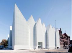 Philharmonic in Szczecin, Poland, by Barozzi/Veiga