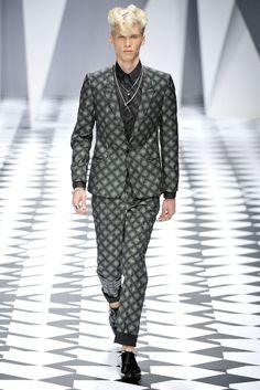 Versace Spring 2011.