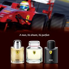 Determine which of the ten Ferrari fragrances is best suited to your man's personality! Ferrari Scuderia, Fragrances, Personality, Finding Yourself, Perfume, Luxury, Men, Products, Love