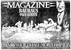 Magazine, Bauhaus