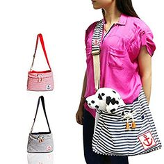 YK Reversible Small Pet Dog Cat Sling Carrier Bag Travel Tote Soft Comfortable Puppy Kitty Rabbits Shoulder Carry Tote Handbag Blue * To view further for this item, visit the image link.(This is an Amazon affiliate link)