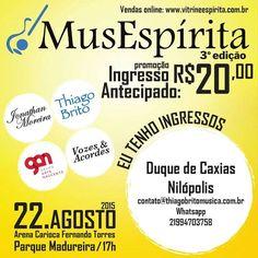 MusEspírita 3a.edição - RJ - http://www.agendaespiritabrasil.com.br/2015/08/14/musespirita-3a-edicao-rj-3/