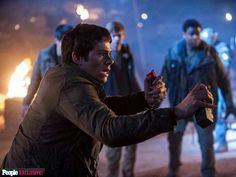 New still from The Scorch Trials!!!