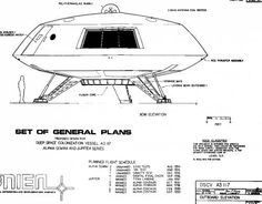 Blueprints > Miscellaneous > Other > Jupiter 2 from Lost in Space