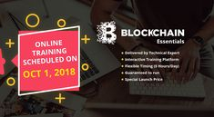 Blockchain Essential Training primarily focuses on the basic information about the Blockchain and performing operations on Blockchain Applications using Open Source, Blockchain, Java, Schedule, Flexibility, Essentials, Product Launch, Training, Timeline