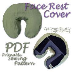 Gezicht Rest Cover PDF naaien patroon  Naai je eigen zachte gezicht Rest Covers! Dit is een PDF patroon dat u vanaf uw eigen computer afdrukken kunt geformatteerd.  * Geïnspireerd door de passie van mijn part-time als een Massage therapeut. *  Deze covers passen de meeste gezicht rust daar. Perfect voor massagetherapeuten, chiropractors, fysiotherapeut van gezicht berust. Maak een look voor uw kamer therapie met het materiaal van uw keuze wanneer u de rust van uw eigen gezicht. Maken van uw…