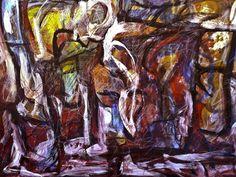 Búsqueda Interna - Mixta sobre papel - Carlos Rodríguez... #Oleo #Pintura #Acuarela #Tinta #TintaChina #Lienzo #Arte #ArteContemporáneo #Pinturacontemporánea #Cultura #Mexico #culturaMexicana #PinturaMexicana #Art #Canvas #Oil #Painting #OilPainting #MexicanPainting #MexicanPaint #Culture #MexicanCulture #Sonora #México #Df #EstiloMexicano