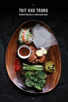 Vietnamese recipes from Jocelyn Tran & designer Michelle K Min (living in San Francisco, US). https://touchtastedesign.squarespace.com/search?q=vietnamese