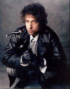 "blueblackdream: ""Bob Dylan, 1988 """