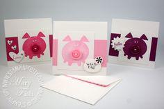 Love the Button Buddies Stamp Set!