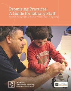 This guide includes practical tips and implementation strategies aimed at making the research on school readiness actionable for library staff. It is the result of a collaborative development process with six libraries throughout California. Early Childhood Program, Discovery Museum, Programming For Kids, School Readiness, Early Literacy, Child Development, Bay Area, Research, Librarians