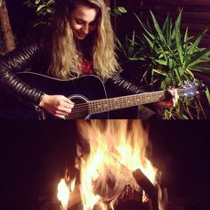 no work🔥 #friday #chill #girl #girls #grill #guitargirl #friends #campfire #jamming #schedersound Guitar Girl, Chill, Grilling, Friday, Friends, Girls, Instagram, Amigos, Little Girls