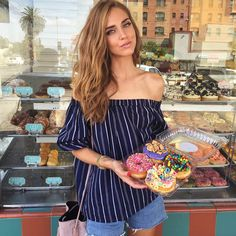 Fashion destination for sophisticated and playful fashionistas. Sophisticated Fun! Press - JADE COLD SHOULDER TOP Sophisticated Fun! Chiara ferragni
