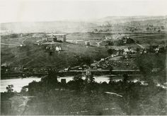 The Hill (today's University of Tennessee), 1865.