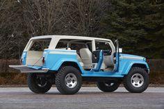Concept Car Jeep Chief