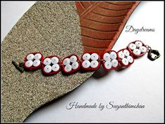 DAYDREAMS: Quilled bracelets                                                                                                                                                                                 More