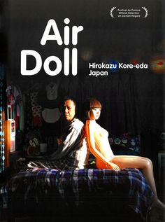 AIR DOLL - 2009 - ORIG. FILMPOSTER A4 - DONNA BEA