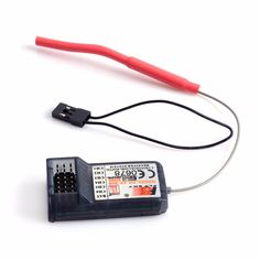New High Quality FlySky FS R6B 2.4Ghz 6CH RC FS R6B Receiver for FlySky TH9X FS CT6B FS T6 Transmitter Remote Control Parts