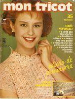 Revista Mon Tricot: Mon Tricot 112 - Setembro 1989