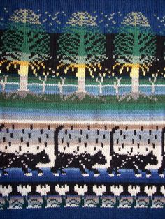 Neuleet lahjaksi naiselle tai miehelle | Päivineule, Joensuu, Lieksa Motif Fair Isle, Fair Isle Knitting Patterns, City Photo, Projects To Try, Stitch, Charts, Dots, Tejidos, Patterns