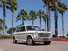 Austin American Coupe - 1969 - Memories